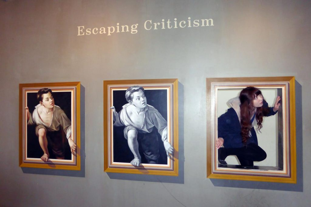 Soul Trick Eye Museum Escaping Criticism